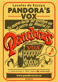 Pandora's Vox